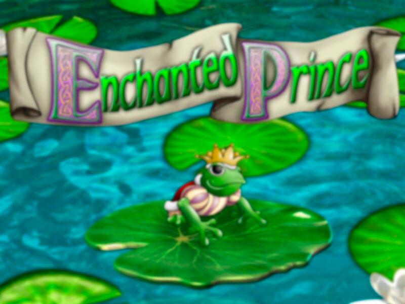 Enchanted Prince Slot Game