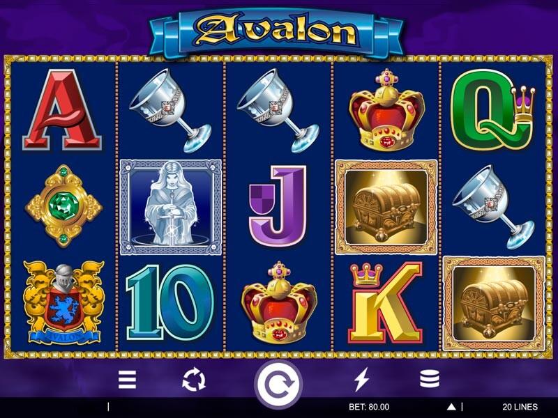 Avalon Slot Review